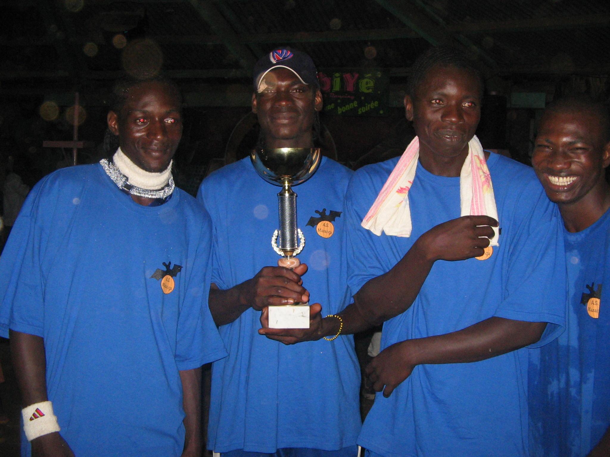 Mazanga 2006
