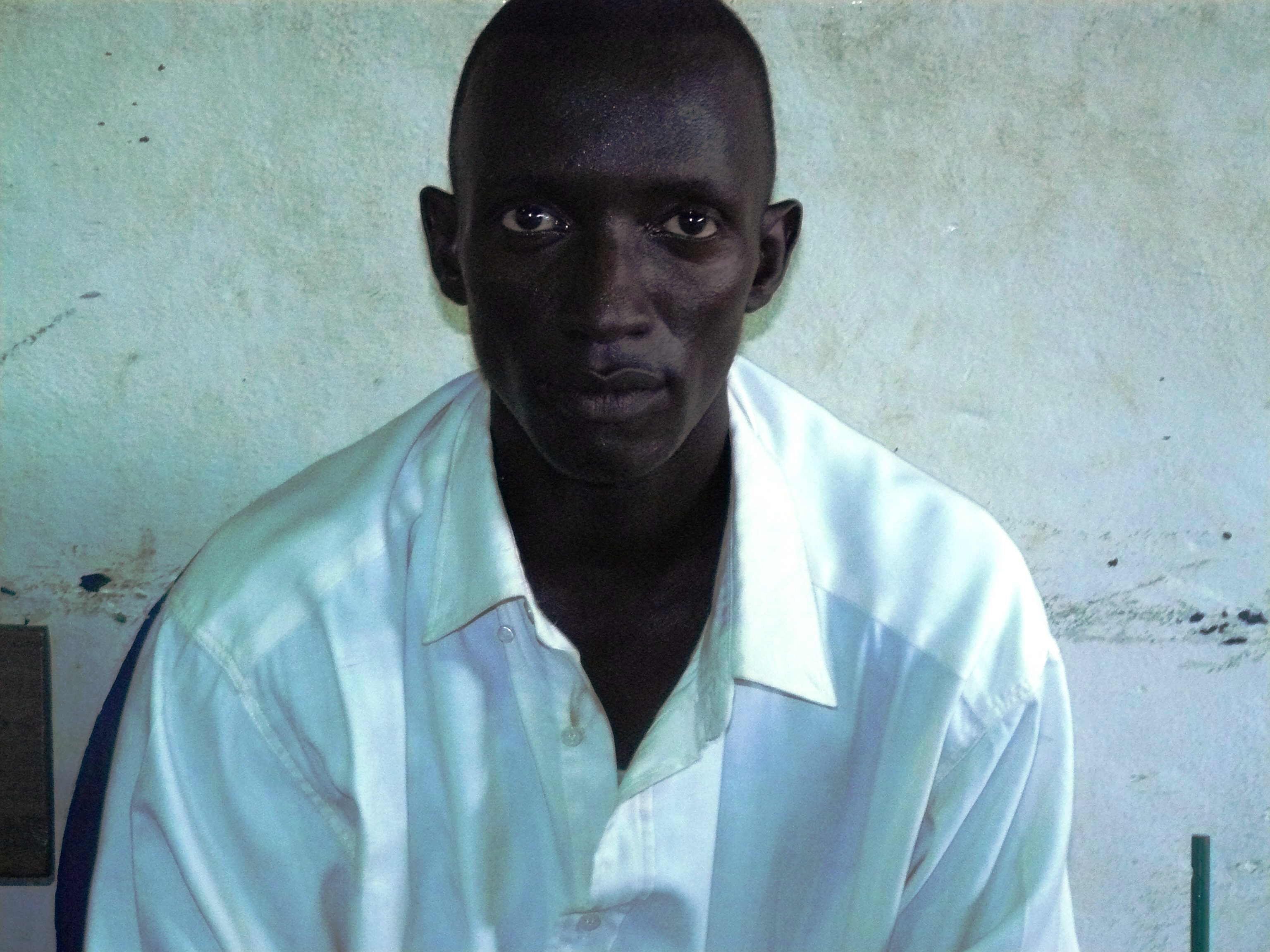 Coah Hassan responsable des jeunes de Mazanga