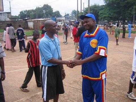 Fred Goporo et Hilaire KO préssenti pour le poste de Président de la Ligue de Bangui