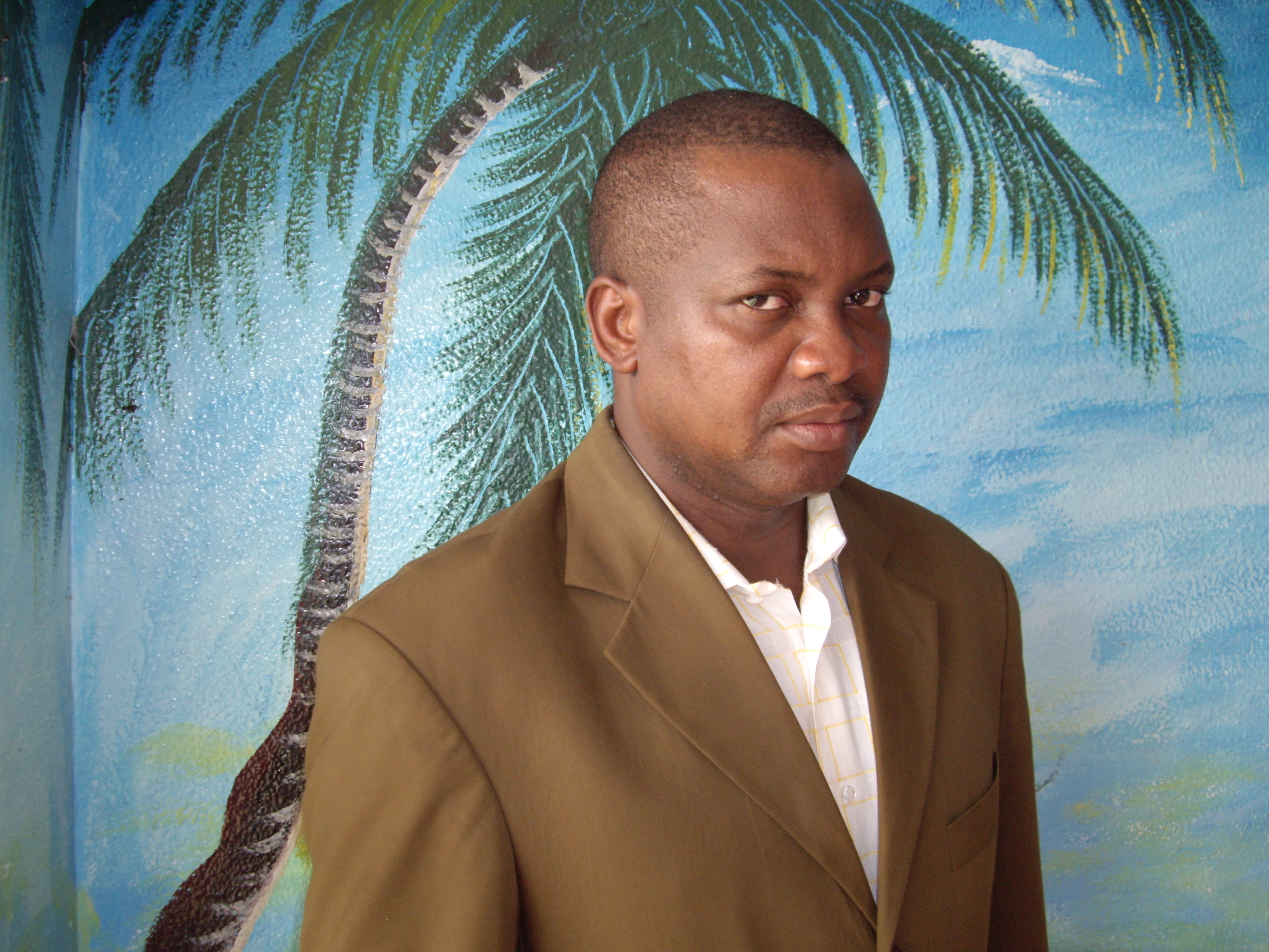 Hilaire Ko nouvel espoir pour la Présidence de la ligue de Basketball de Bangui