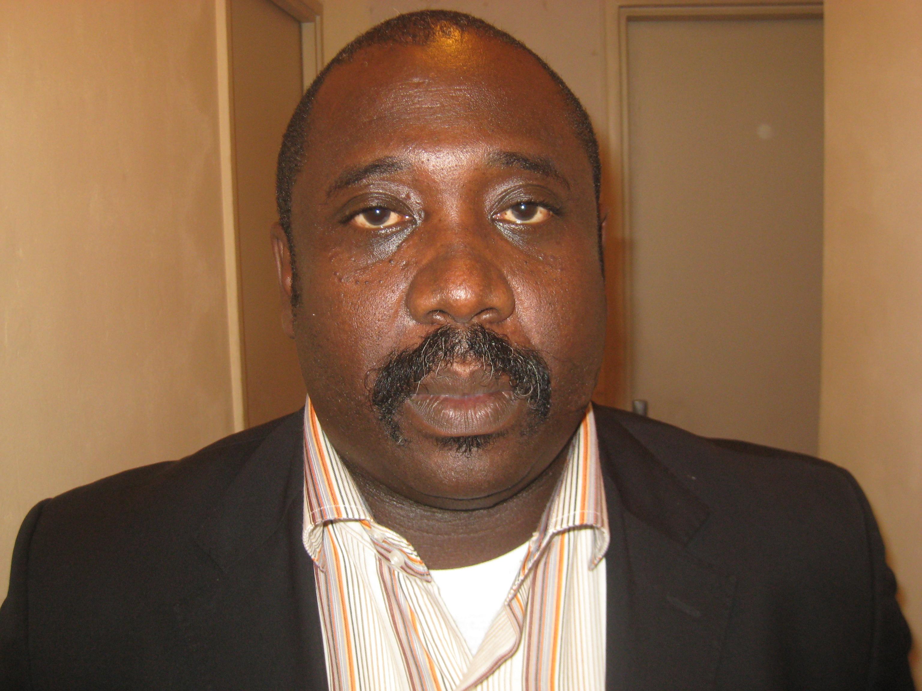 Aminou Mouhamat 1er Vice président