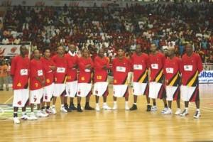Angola Champion d'Afrique 2009