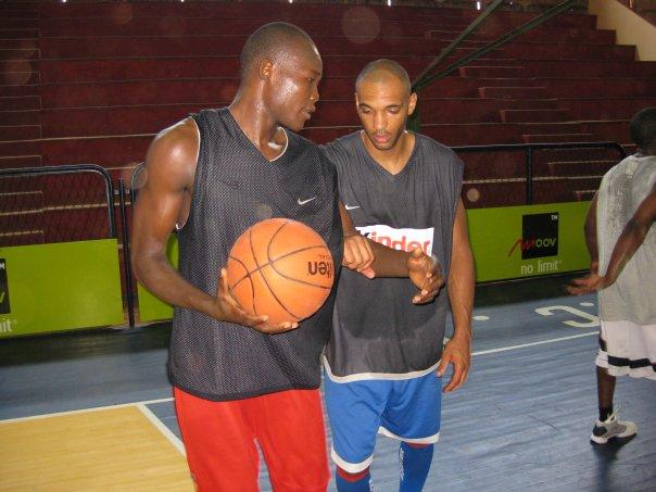 Jimmy Djimrambay & Maxime Zianveni
